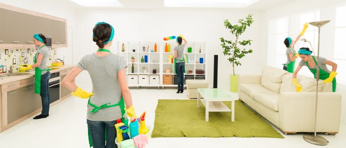 What Is a House Cleaning Service