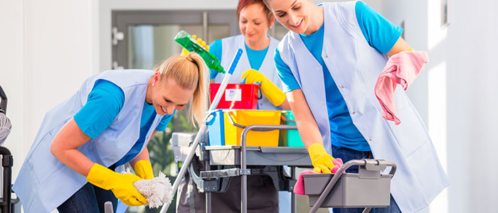 Deep Cleaning Services Seattle