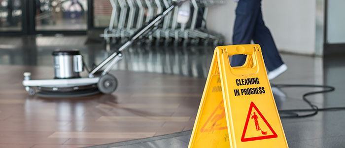Industrial Floor Cleaning Services Seattle