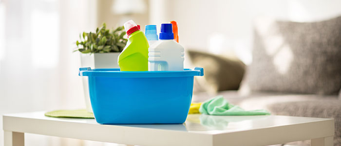 Nontoxic and Natural House Cleaning