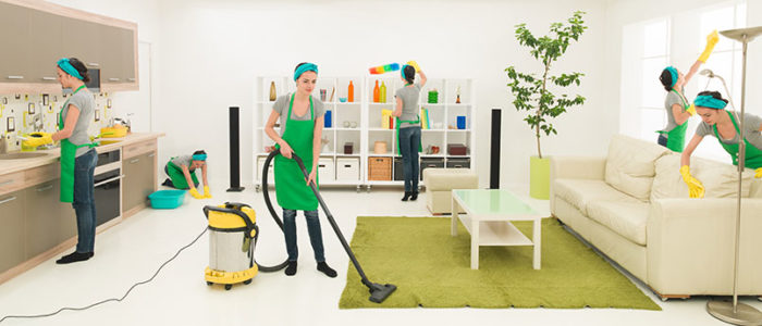 Benefits of Green Maid Services