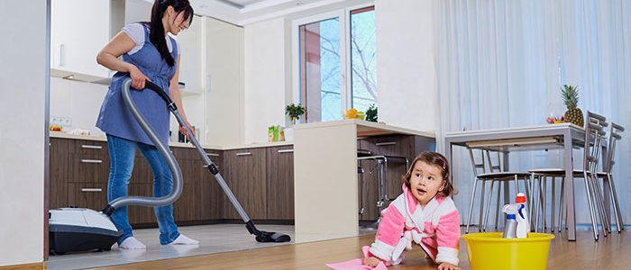 Benefits of Green Cleaning