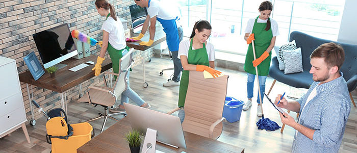 Janitorial Services Benefits
