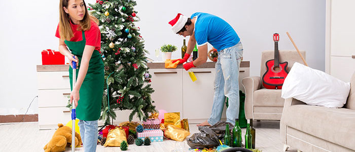 Holiday Cleaning Services to Cheer About