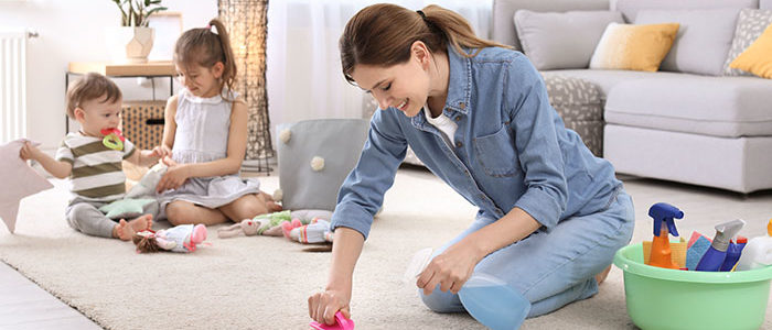 The Benefits on Non-Toxic Cleaning