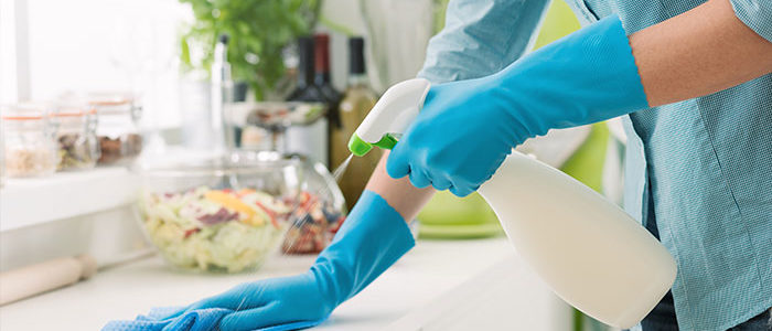 Tips for Spring Cleaning during Coronavirus