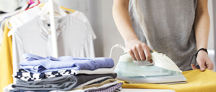 Wash & Fold In-Home Laundry Services